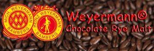 Chocolate Rye Malt Weyermann® Malty Monday