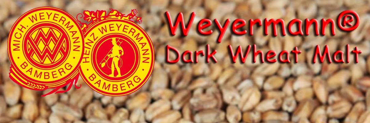 Dark Wheat Malt Weyermann® Malty Monday