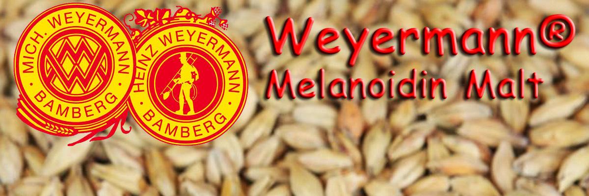 Melanoidin malt Weyermann® Malty Monday