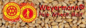 Pale Wheat Malt Weyermann® Malty Monday