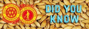 «Did you know?» Oak Smoked Wheat Malt